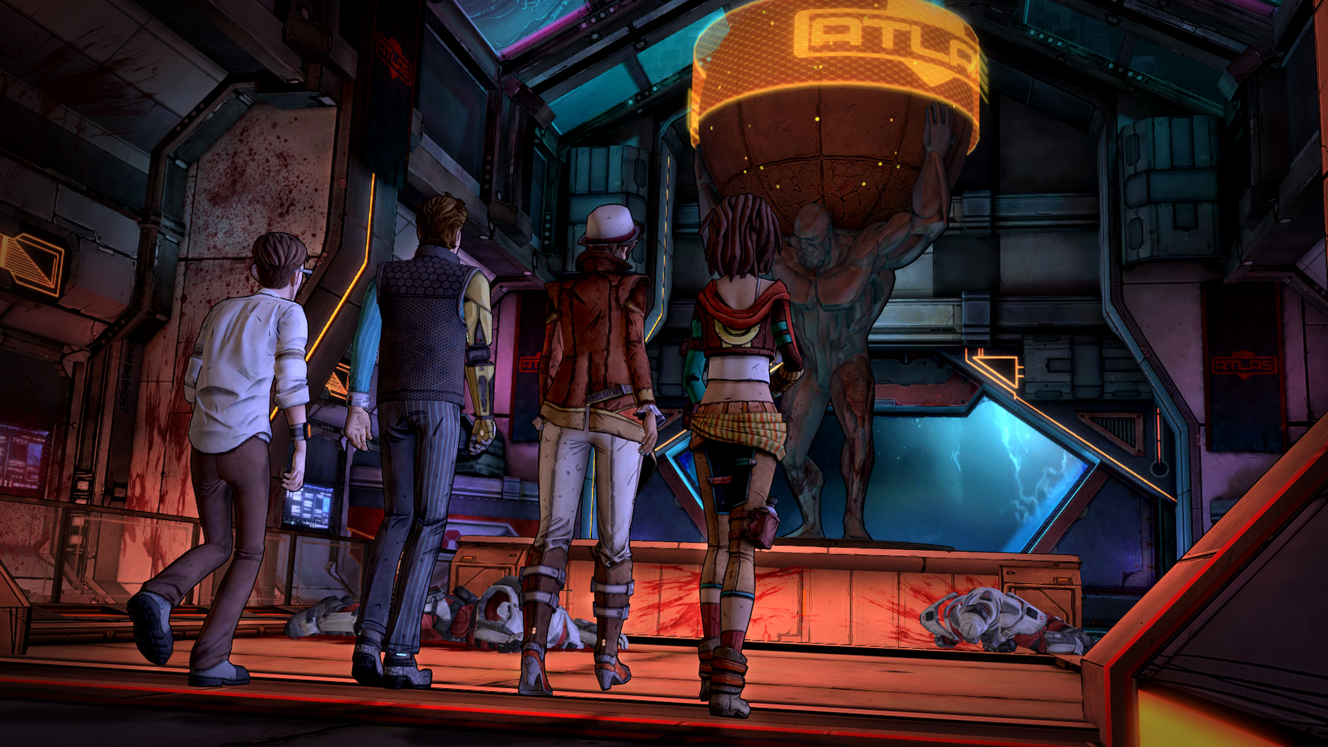 Tales from the Borderlands Episode 2: Atlas Mugged llega a Android 1