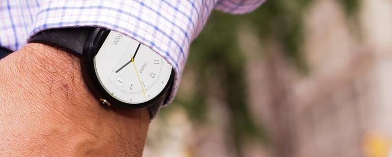 Motorola Moto 360 recibe Android 5.1.1 Lollipop 1