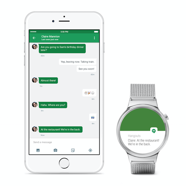 Android Wear para iOS ya disponible 1