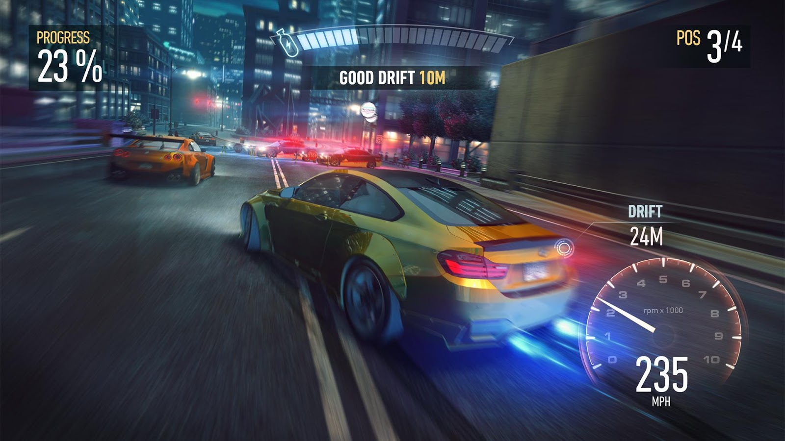 Need for Speed No Limits ya disponible para dispositivos Android 1